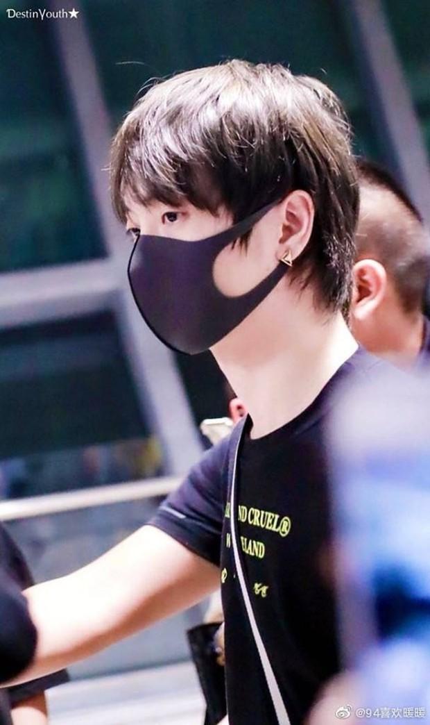 Choáng trước sức công phá của dàn sao Trần Tình Lệnh: Khiến sân bay Thái vỡ trận, idol Kpop còn phải kiêng dè - Ảnh 7.