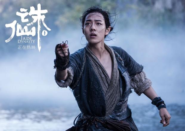 Review Tru Tiên: Kĩ xảo tốt bất ngờ, trót dại mê Tiêu Chiến thì xem, vì dàn diễn viên vẫn kì cục lắm! - Ảnh 6.