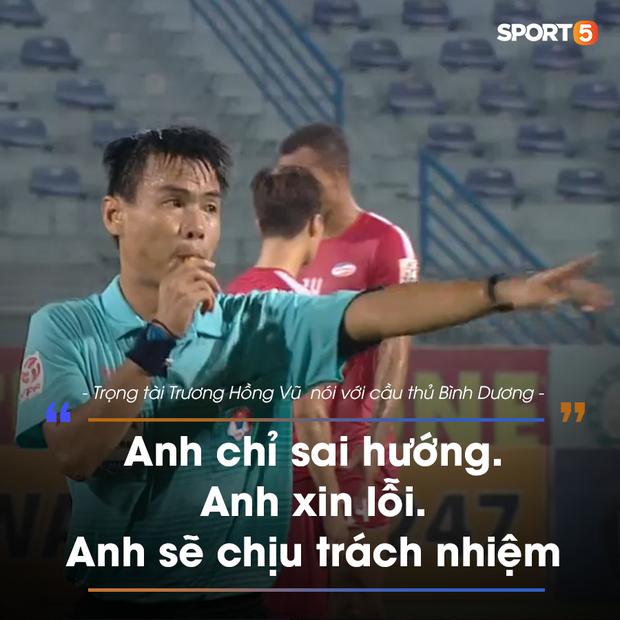 Cầu thủ U23 Việt Nam đề nghị mua còi sắt cho trọng tài V.League sau tình huống bẻ còi hy hữu - Ảnh 2.