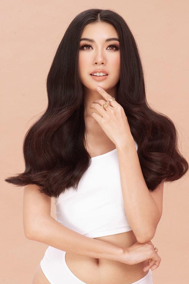 Lộ 3 mỹ nhân được yêu thích nhất tại Hoa hậu Hoàn vũ: Thúy Vân - Tường Linh quá nóng bỏng, nữ sinh 2000 mới bất ngờ! - Ảnh 4.