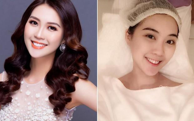 Soi mặt mộc của dàn ứng viên Hoa hậu Hoàn vũ Việt Nam 2019: Ai ấn tượng nhất? - Ảnh 6.