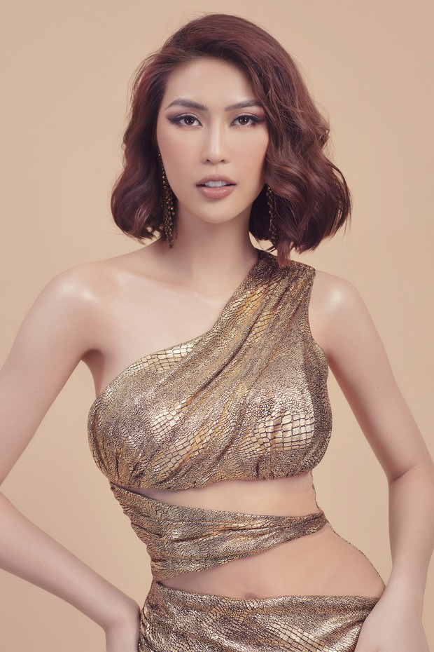 Lộ 3 mỹ nhân được yêu thích nhất tại Hoa hậu Hoàn vũ: Thúy Vân - Tường Linh quá nóng bỏng, nữ sinh 2000 mới bất ngờ! - Ảnh 13.