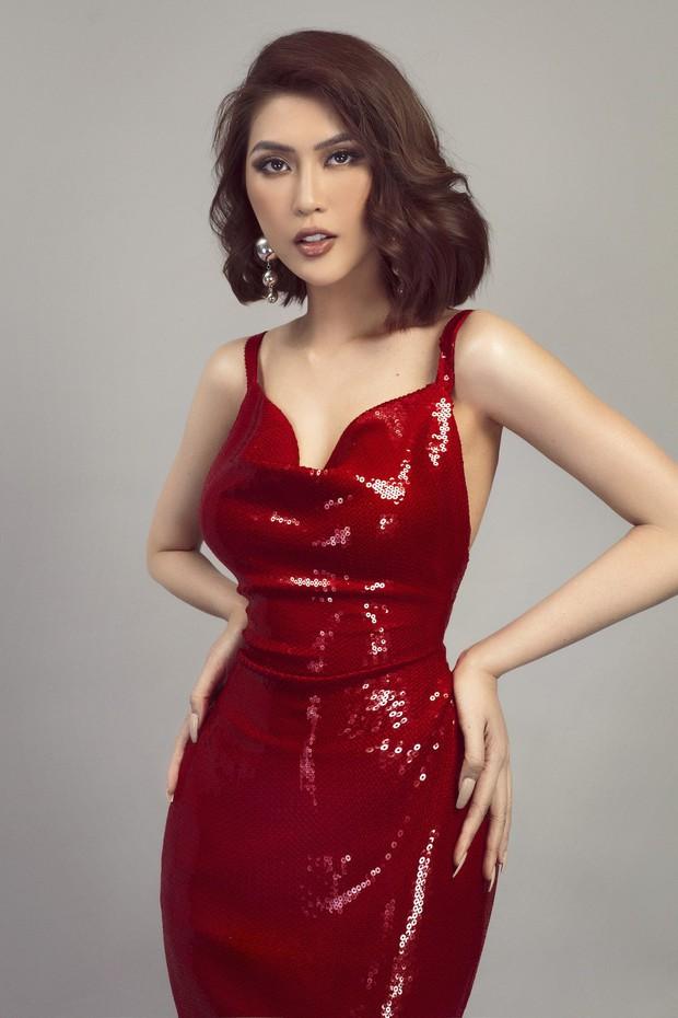 Lộ 3 mỹ nhân được yêu thích nhất tại Hoa hậu Hoàn vũ: Thúy Vân - Tường Linh quá nóng bỏng, nữ sinh 2000 mới bất ngờ! - Ảnh 16.