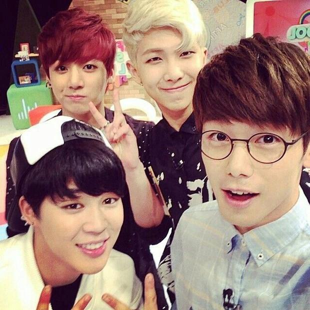 Nam ca sĩ Hàn lần đầu kể chuyện BTS bị lép vế trong Kbiz và điểm đặc biệt giúp nhóm bật hẳn so với đối thủ - Ảnh 3.