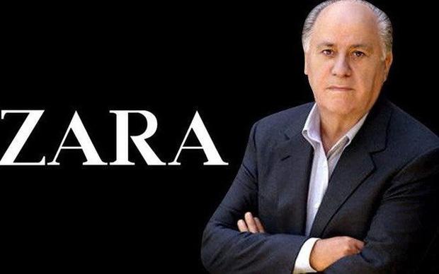 """""""Bố già"""" Amancio Ortega: Từ người thợ may bỏ học năm 13 tuổi đến ông chủ đế chế Zara ngày nay và những bí mật để trở thành một tỷ phú - Ảnh 1."""