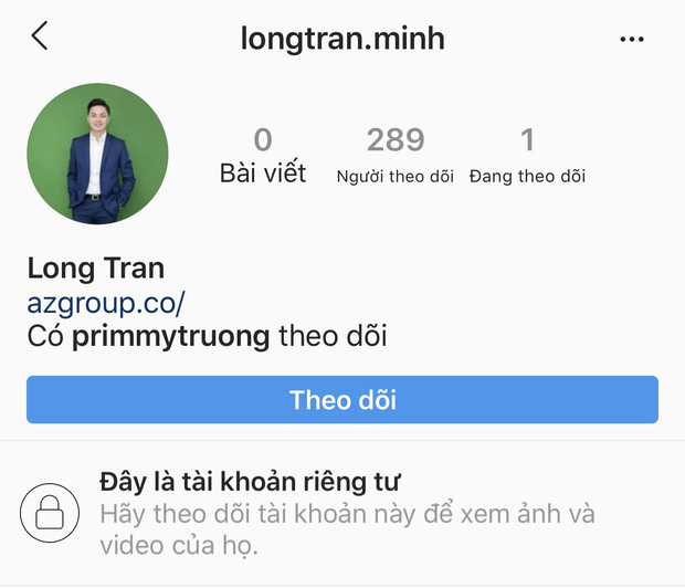 Profile khủng của chàng trai đi đu đưa cùng Primmy Trương: CEO được Forbes vinh danh, Instagram chỉ follow 1 người con gái - Ảnh 4.