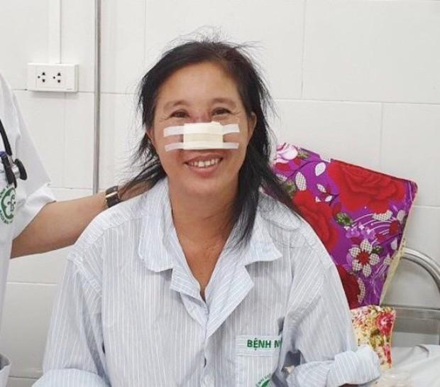 Bệnh nhân bị vi khuẩn Whitmore ăn mũi đã ổn định và được xuất viện - Ảnh 1.