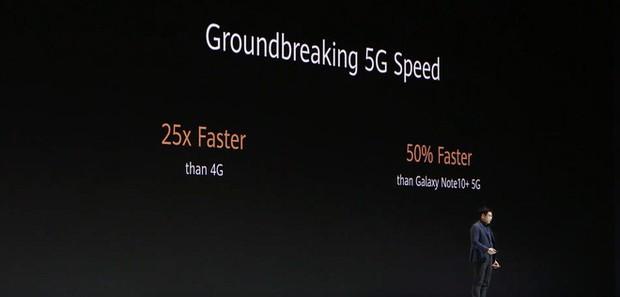 Huawei Mate 30 và Mate 30 Pro ra mắt: Màn hình chân trời, slow-motion 7680fps, loại bỏ nút vật lý, không có dịch vụ Google - Ảnh 14.