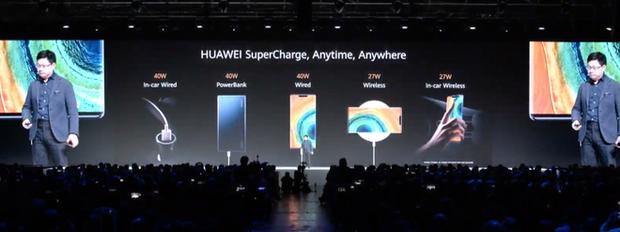 Huawei Mate 30 và Mate 30 Pro ra mắt: Màn hình chân trời, slow-motion 7680fps, loại bỏ nút vật lý, không có dịch vụ Google - Ảnh 22.