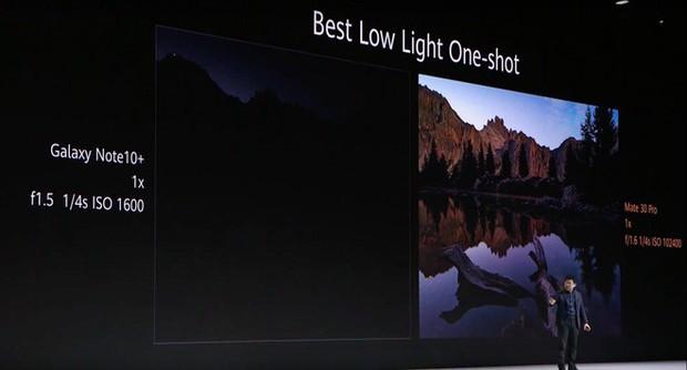 Huawei Mate 30 và Mate 30 Pro ra mắt: Màn hình chân trời, slow-motion 7680fps, loại bỏ nút vật lý, không có dịch vụ Google - Ảnh 28.