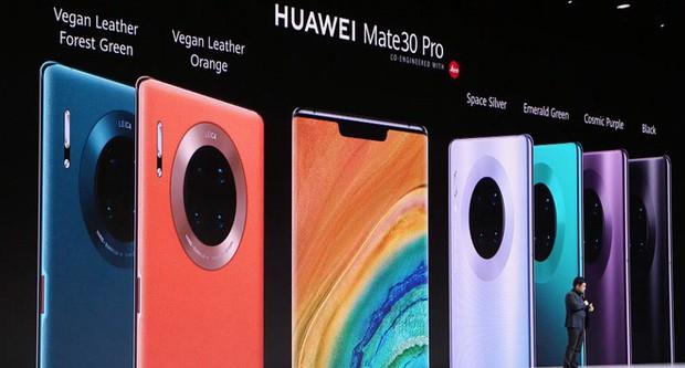 Huawei Mate 30 và Mate 30 Pro ra mắt: Màn hình chân trời, slow-motion 7680fps, loại bỏ nút vật lý, không có dịch vụ Google - Ảnh 8.