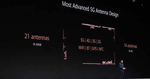 Huawei Mate 30 và Mate 30 Pro ra mắt: Màn hình chân trời, slow-motion 7680fps, loại bỏ nút vật lý, không có dịch vụ Google - Ảnh 11.