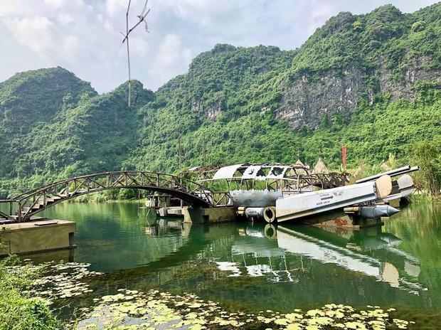 """Nóng: Khu du lịch sinh thái Tràng An chính thức tháo dỡ phim trường """"Kong: Skull Island"""" từ ngày hôm nay (20/09) - Ảnh 7."""