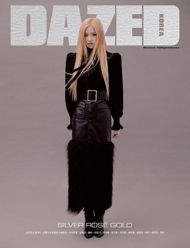 Jennie, Lisa, Rosé khi solo bìa tạp chí: Cùng đổi style cool ngầu, sắc lạnh nhưng ai mới là người nổi bật nhất? - Ảnh 1.