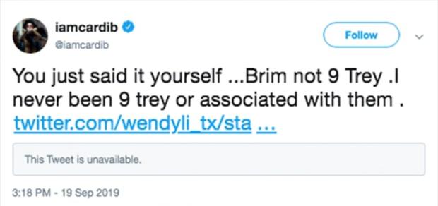 Biến căng Hollywood: Bị bắt giữ vì buôn ma tuý và hiếp dâm, rapper khai báo... Cardi B cũng thuộc băng đảng tội phạm - Ảnh 2.