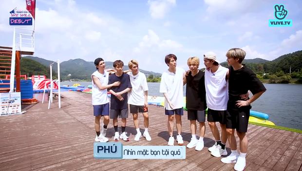 Trai đẹp của boygroup người Việt D1Verse gặp chấn thương nhẹ khi nô đùa dưới nước - Ảnh 2.