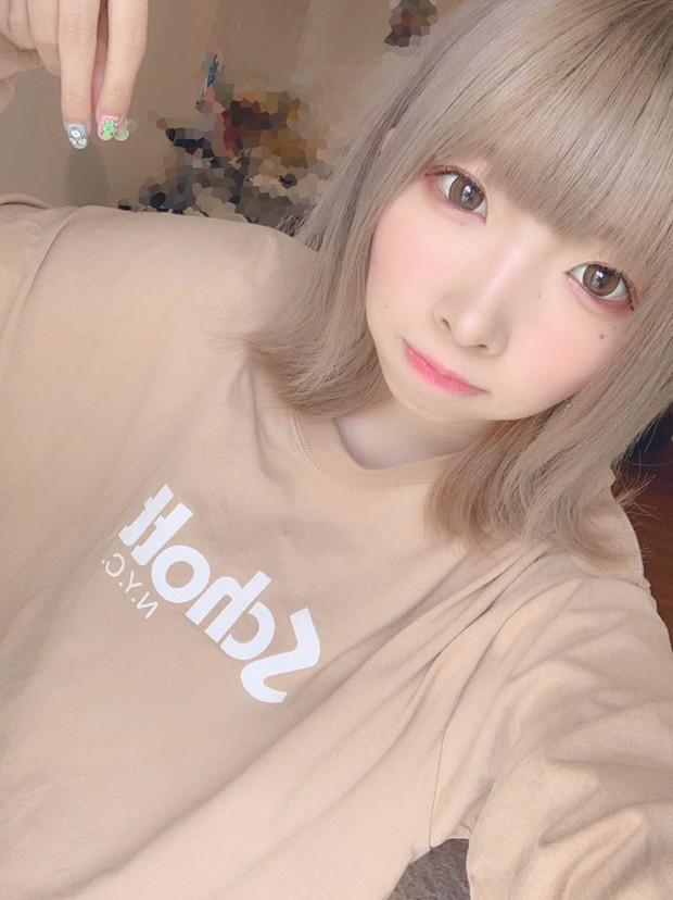 Sở hữu mặt mộc xấu ma chê quỷ hờn, hot girl Nhật Bản vẫn hút cả triệu fan nhờ tài nghệ biến hình đỉnh cao - Ảnh 1.