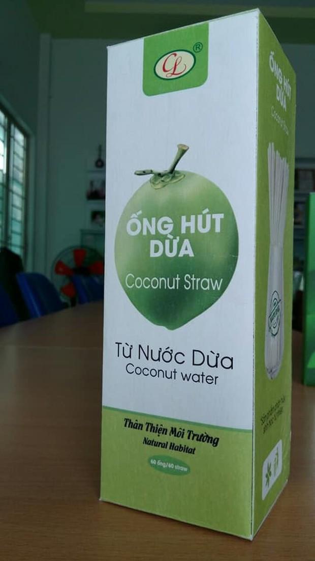Thành tích mới của Việt Nam trên đường đua zero-waste: Tạo ra ống hút từ nước dừa, uống xong ăn được luôn như thạch! - Ảnh 2.