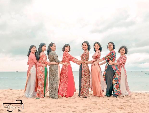 Bộ ảnh du lịch Phú Yên của hội những bà mẹ U50 chứng minh một điều rằng: Thanh xuân đã qua không có nghĩ là chúng ta già đi! - Ảnh 3.