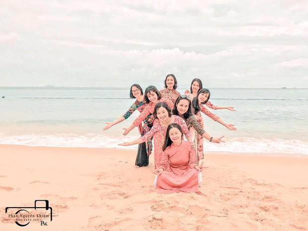 Bộ ảnh du lịch Phú Yên của hội những bà mẹ U50 chứng minh một điều rằng: Thanh xuân đã qua không có nghĩ là chúng ta già đi! - Ảnh 4.