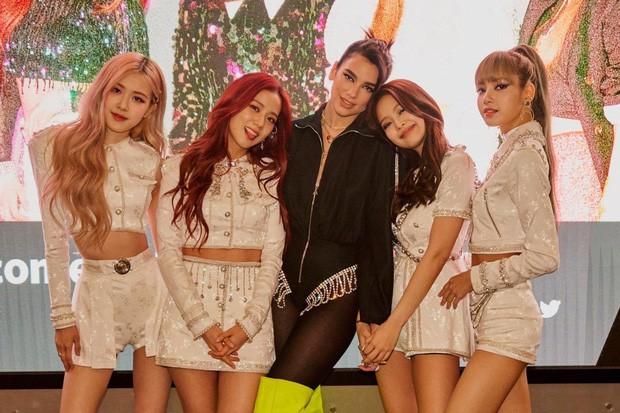 Nhờ hit hợp tác cùng Dua Lipa, BLACKPINK vượt BTS, trở thành nhóm nhạc Kpop đầu tiên có chứng nhận danh giá tại thị trường Anh - Ảnh 5.