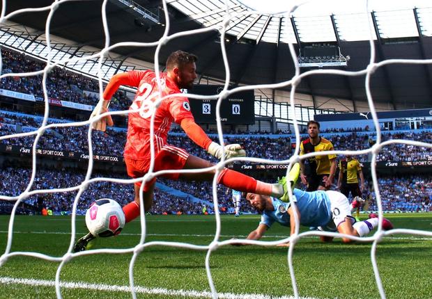 Cực sốc: Đương kim vô địch Ngoại hạng Anh hủy diệt đối thủ với tỷ số kinh hoàng - Ảnh 5.
