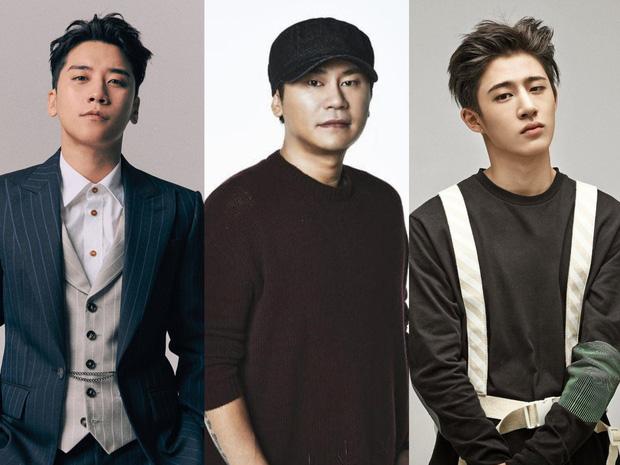 """Dân tình náo loạn khi BLACKPINK, iKON và loạt nghệ sĩ bất ngờ tập trung gấp tại trụ sở YG Entertainment: Sắp có """"biến"""" lớn? - Ảnh 9."""