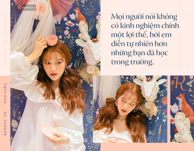 """""""Siêu Quậy Có Bầu Han Sara: Một số người không ủng hộ em vì em là người Hàn, biết sao giờ, em chỉ biết im lặng cố gắng - Ảnh 2."""