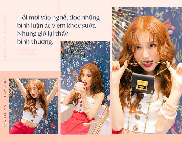 """""""Siêu Quậy Có Bầu Han Sara: Một số người không ủng hộ em vì em là người Hàn, biết sao giờ, em chỉ biết im lặng cố gắng - Ảnh 7."""