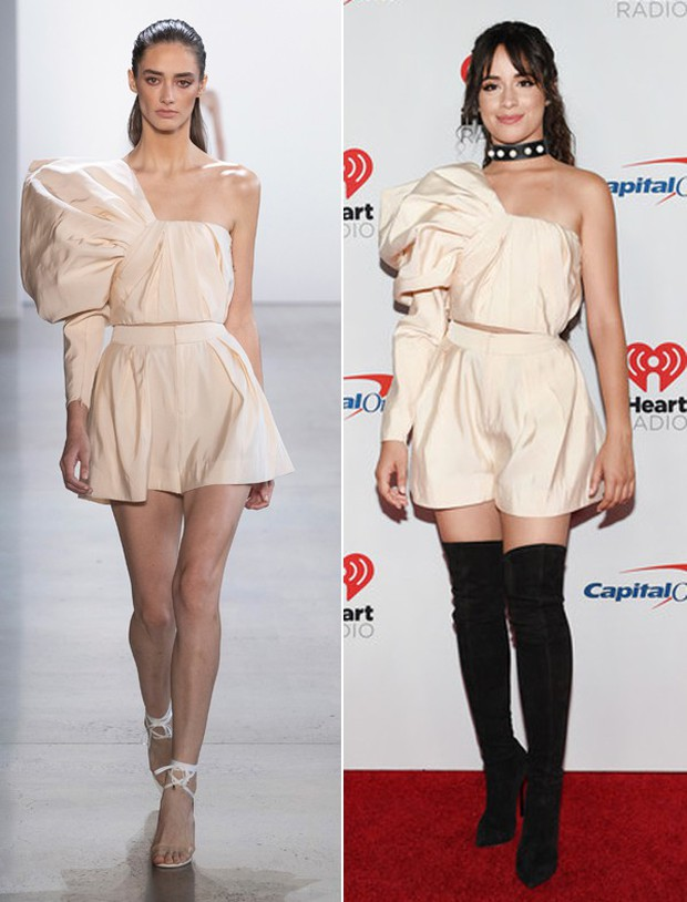 Nếu có một điều gì đáng bàn về Camila Cabello ngoài nụ hôn với Shawn Mendes thì, vâng, cô ấy vừa mặc đồ Công Trí đấy! - Ảnh 5.