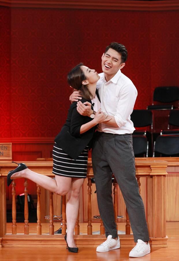 Puka, Quang Đăng từng rất tình tứ với người yêu cũ trên Phiên tòa tình yêu - Ảnh 1.