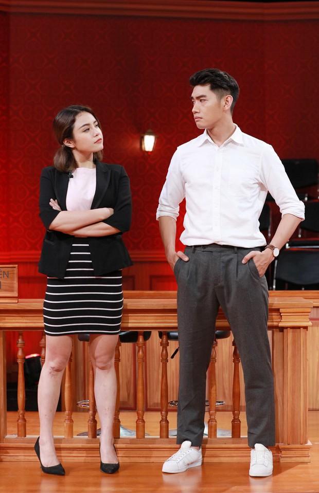 Puka, Quang Đăng từng rất tình tứ với người yêu cũ trên Phiên tòa tình yêu - Ảnh 2.