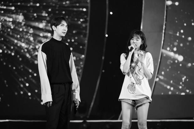 Park Jung Min hội ngộ vợ chồng Trấn Thành – Hari Won trước thềm concert - Ảnh 3.