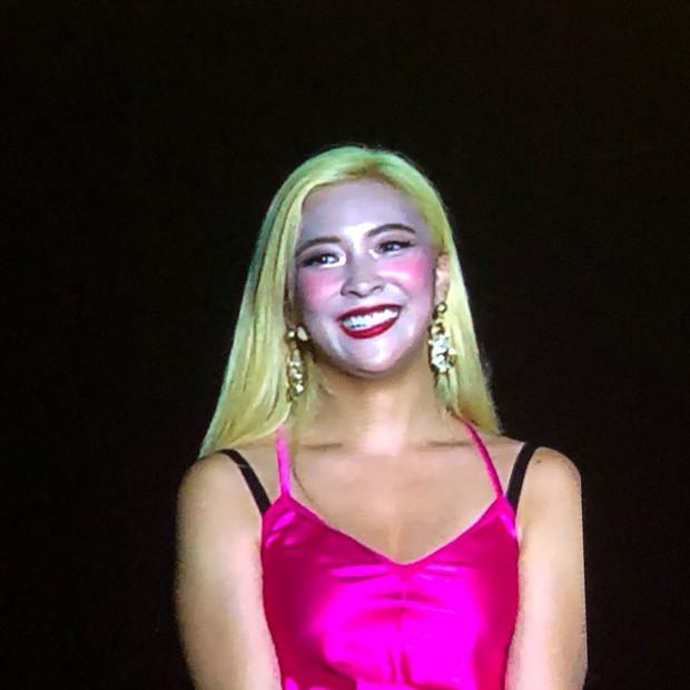 Trổ tài makeup xem có ai trầm trồ, Luna f(x) gây sốc nặng vì trông như đi casting phim kinh dị Annabelle - Ảnh 1.