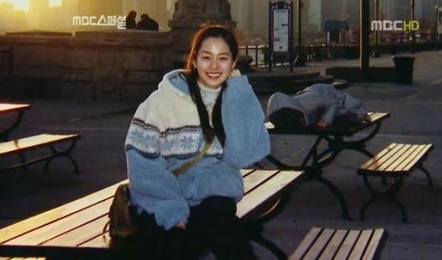Nhan sắc thật của Kim Tae Hee hồi học đại học: Thần thánh đến mức nào mà khiến cả trường bị choáng? - Ảnh 3.