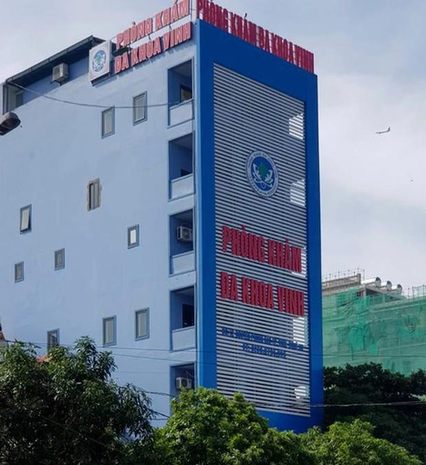 Phòng khám Đa khoa Vinh sử dụng bác sĩ Trung Quốc, bị tố lừa bệnh nhân để lấy tiền - Ảnh 1.