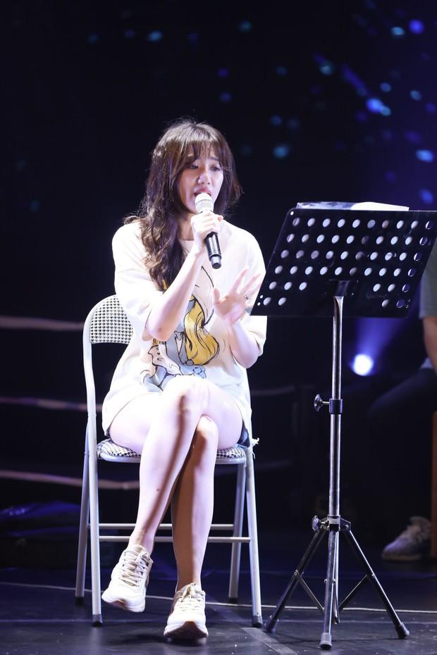 Park Jung Min hội ngộ vợ chồng Trấn Thành – Hari Won trước thềm concert - Ảnh 1.