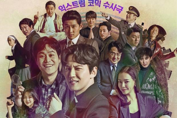 Bùng nổ với rating diệt gọn Doctor John của Ji Sung, phim 500 tỉ Vagabond của Lee Seung Gi lên hàng bom tấn được chưa? - Ảnh 8.