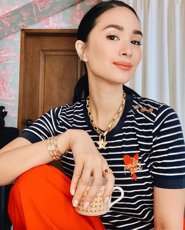Bí mật bất ngờ của đại mỹ nhân giàu có bậc nhất Philippines: Đi du lịch chỉ dùng trang sức fake - Ảnh 1.