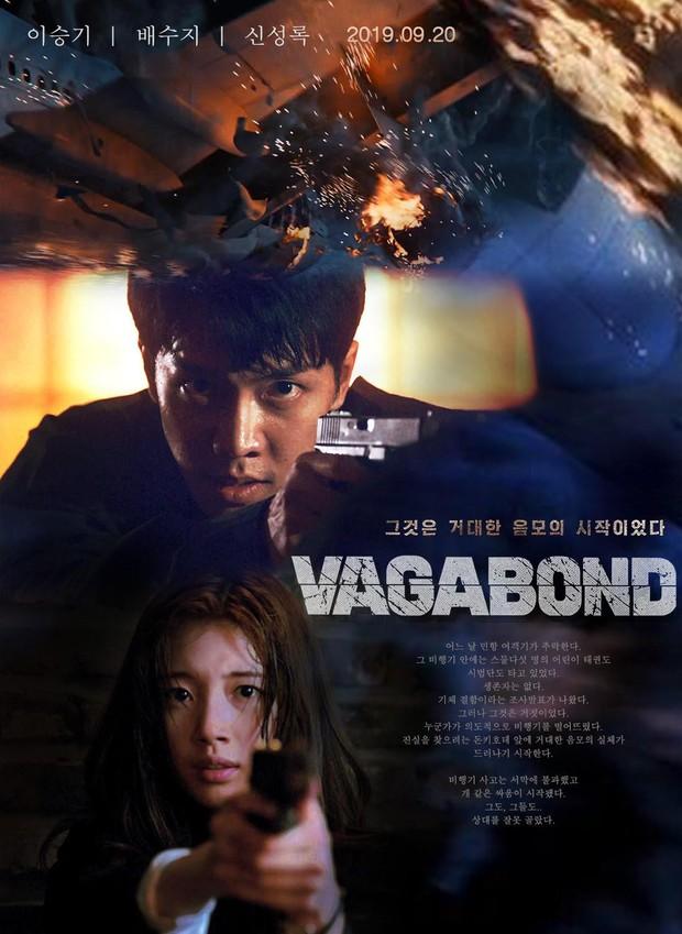 Vagabond của Lee Seung Gi và Suzy được dân Hàn khen ngợi hết lời: Chất lượng như điện ảnh, 1 tiếng trôi nhanh như 10 phút - Ảnh 1.