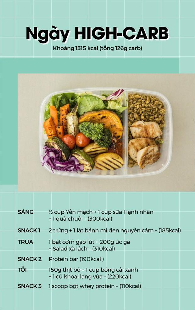 Chế độ ăn Carb xoay vòng không khắc nghiệt này sẽ giúp bạn giảm cân hiệu quả - Ảnh 4.