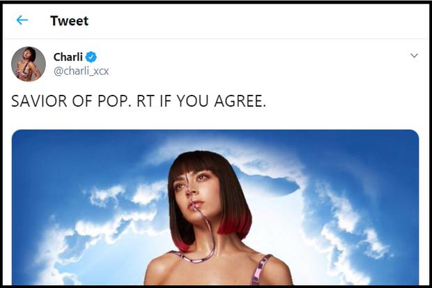 """Thánh tự luyến Charli XCX: Hết xưng là """"đấng cứu thế"""" của nền nhạc Pop, giờ lại tự khen ngất trời album của chính mình - Ảnh 7."""