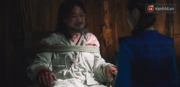 Lạnh người màn dằn mặt Jang Dong Gun của mẹ trẻ Kim Ok Bin ngay tập 17 Arthdal Niên Sử Kí - Ảnh 2.