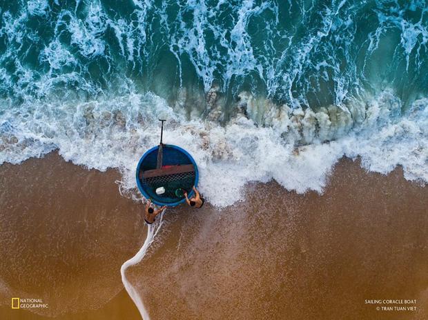 Được cả National Geographic vinh danh, loạt cảnh đẹp nhìn từ trên cao này là minh chứng cho câu nói: Việt Nam mình đẹp lắm! - Ảnh 8.