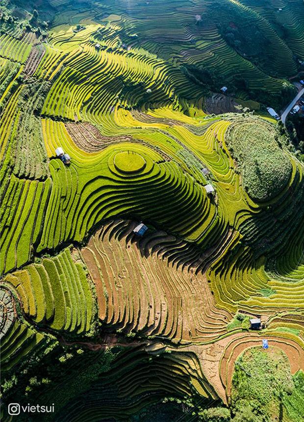 Được cả National Geographic vinh danh, loạt cảnh đẹp nhìn từ trên cao này là minh chứng cho câu nói: Việt Nam mình đẹp lắm! - Ảnh 13.