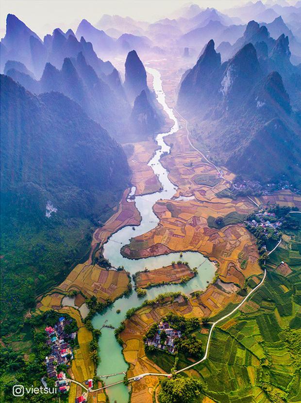 Được cả National Geographic vinh danh, loạt cảnh đẹp nhìn từ trên cao này là minh chứng cho câu nói: Việt Nam mình đẹp lắm! - Ảnh 7.