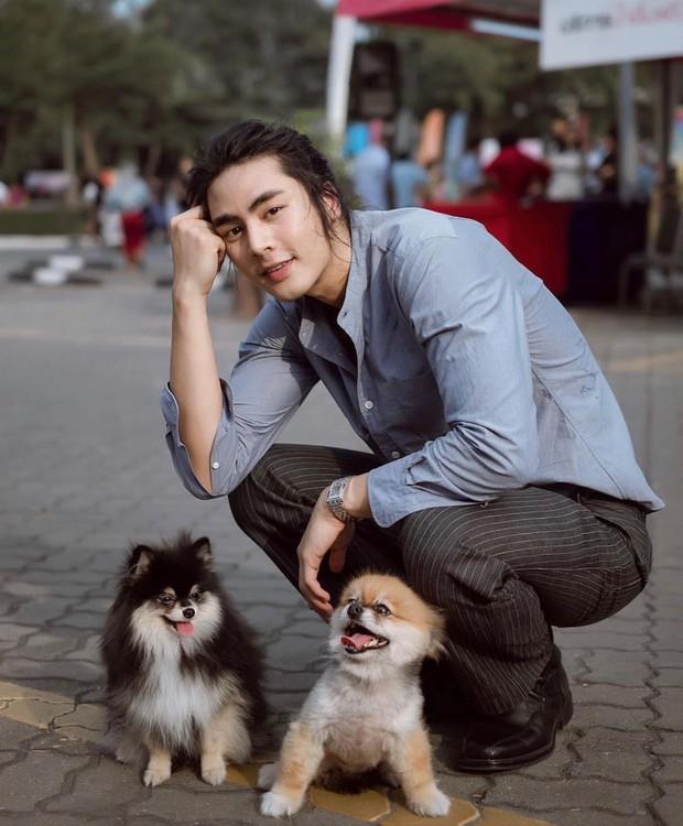 Hội mê trai truỳ lùng info hot boy Thái nuôi tóc dài trong MV Đinh Hương: Body 6 múi cuồn cuộn, nhan sắc khiến con gái ghen tỵ - Ảnh 5.
