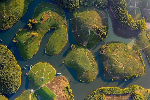 Được cả National Geographic vinh danh, loạt cảnh đẹp nhìn từ trên cao này là minh chứng cho câu nói: Việt Nam mình đẹp lắm! - Ảnh 5.