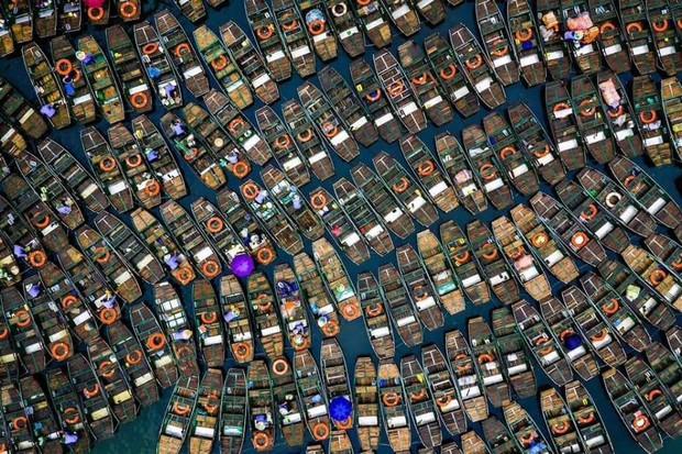 Được cả National Geographic vinh danh, loạt cảnh đẹp nhìn từ trên cao này là minh chứng cho câu nói: Việt Nam mình đẹp lắm! - Ảnh 9.