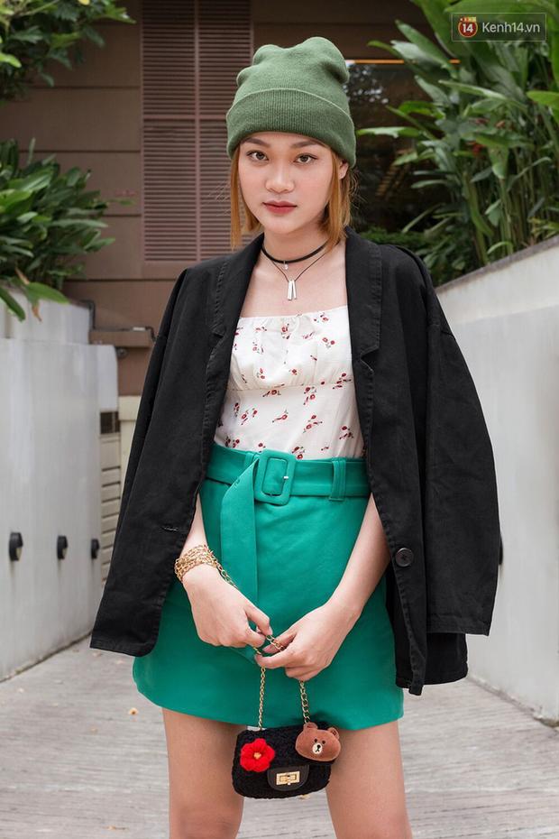 Street style giới trẻ Việt: Đã lên đồ siêu cool, các bạn trẻ còn pose chất quá trời quá đất, chẳng thua fashion icon nào - Ảnh 3.